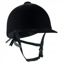 Horze InCase Velvet Helmet - Imagen 1