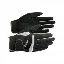 Horze Lyon Synthetic Leather Gloves - Imagen 1