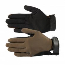Horze Dea Lycra Stretch PU Gloves - Imagen 1
