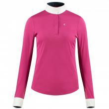 Horze Blaire Women's Long-Sleeved Functional Show Shirt - Imagen 1