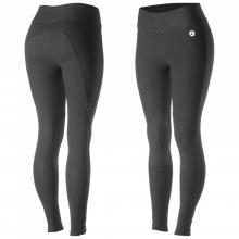 Horze Women's Knee Patch Active Tights - Imagen 1