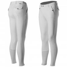 Horze Grand Prix Men's Silicone KP Breeches - Imagen 1