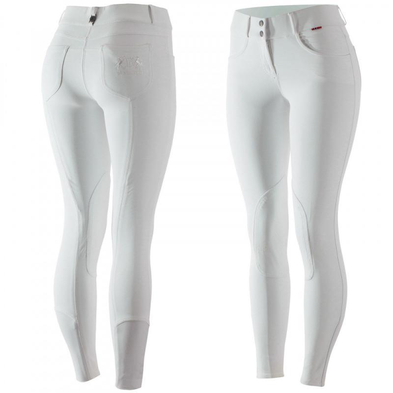 B Vertigo Kimberley Women's Show Knee Patch Breeches - Imagen 1