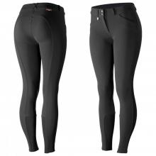 Horze Grand Prix Women's Silicone Knee Patch Breeches - Imagen 1