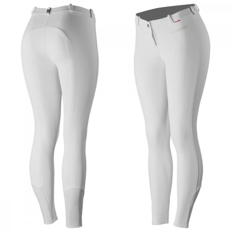 B Vertigo Lauren Women's Silicone Full Seat Breeches - Imagen 1
