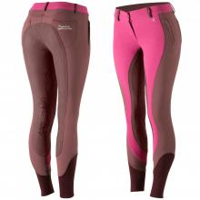 Horze Kiana Women's & Junior Full Seat Breeches - Imagen 1
