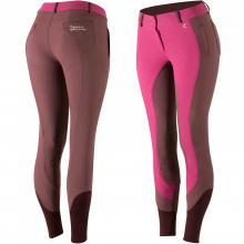 Horze Kiana Women's Knee Patch Breeches - Imagen 1