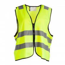 Horze Reflective Safety Zip Vest - Imagen 1