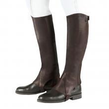 Horze Franci Soft Leather Chaps - Imagen 1