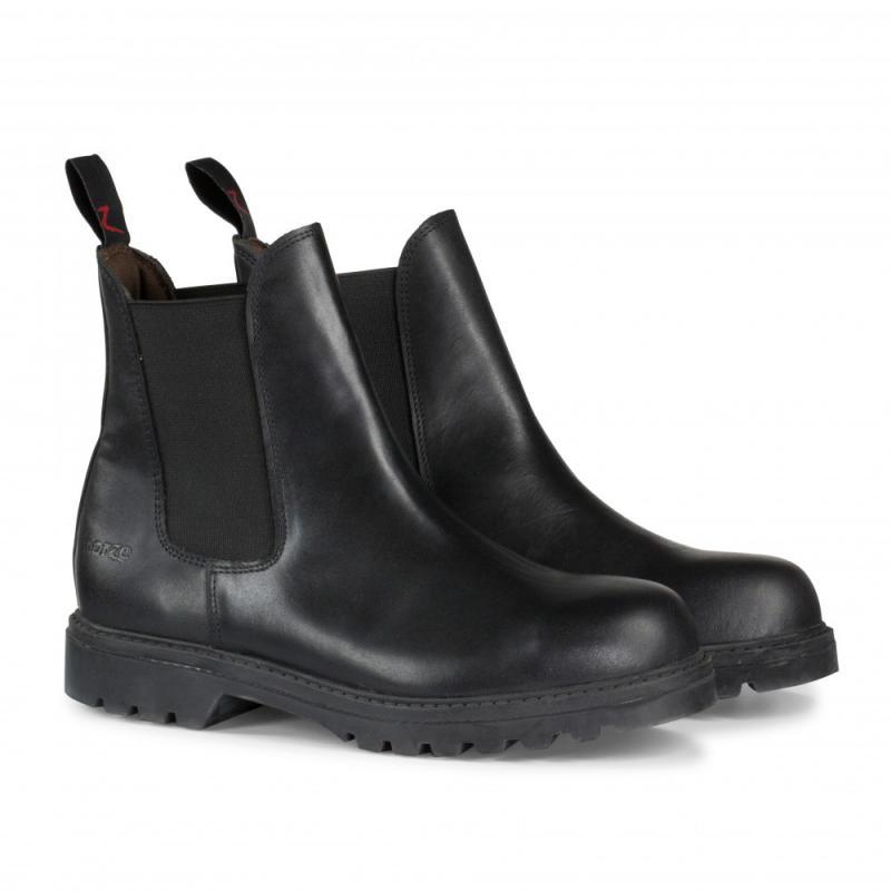 Horze Steel Toe Safety Jodhpur Boots - Imagen 1