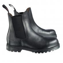 Horze Safety Jodhpur Boots, Junior's - Imagen 1