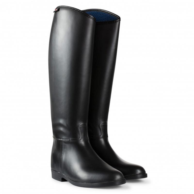 Horze Rubber Riding Boots, Junior's, New - Imagen 1