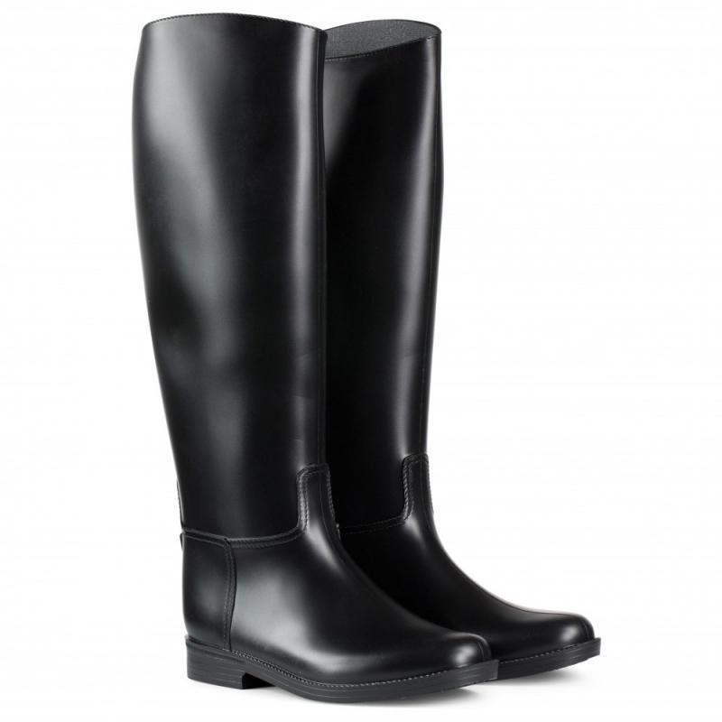 Horze Chester Rubber Tall Boots - Imagen 1