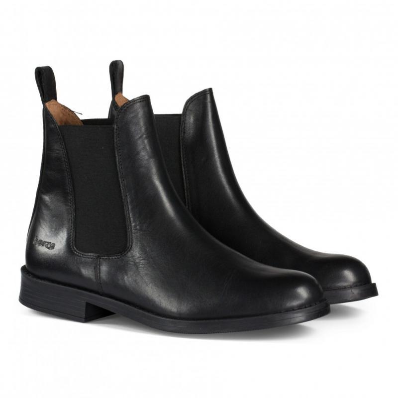 Horze Classic Leather Jodhpur Boots - Imagen 1