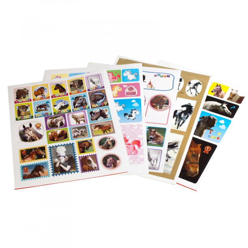 Set of stickers, 5 sheets - Imagen 1