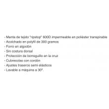 MANTA IMPERMEABLE EXTERIOR MARJOMAN 300gr