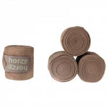 Horze Embrace Fleece Bandages - Imagen 1