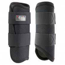 Horze Impact Flexi Strike-Guard Boots, FRONT - Imagen 1
