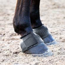 Horze Anti-Twist Lock-On Boots - Imagen 1