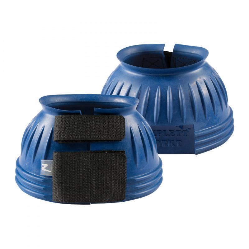 Horze Rubber Bell Boots - Imagen 1