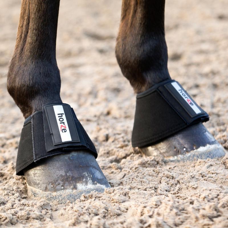 Horze All Round Bell Boots - Imagen 1