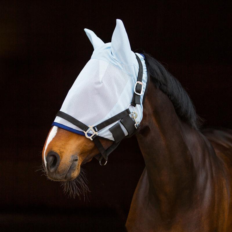 Horze Fly Mask with Ears - Imagen 1
