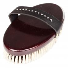 Horze Delux Cristle Body Brush - Imagen 1