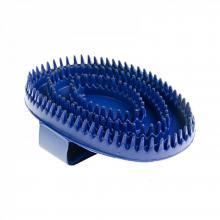 Horze Large Rubber Curry Comb - Imagen 1