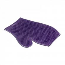 Horze Rubber Washing and Grooming Glove - Imagen 1