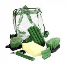 Horze Grooming set, 6 Items - Imagen 1