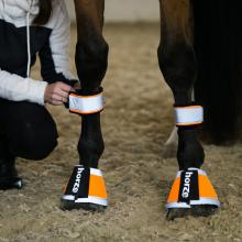 Horze bZeen Reflective Leg Straps - Imagen 1
